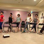 7/22(日)開催 辻川容子先生「椅子を使ったピラティス」WSレポートです
