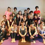 7/16(月・祝) 開催 姉崎志穂先生「太陽礼拝で基礎づくりをしよう!」WSレポートです