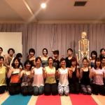 7/14開催 松原加奈先生「頭と身体に落とし込む!!明日から使える解剖学」WSレポートです