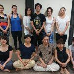 7/26開催 伊藤武先生「マルマヨーガと屍体ポーズ」WSレポートです