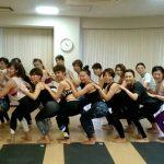 9/17開催 木村こずえ先生『KOZUE method ヒップ編』WSレポートです