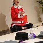 12/24三宮開催 naomi先生「顔ヨガ」WSレポートです