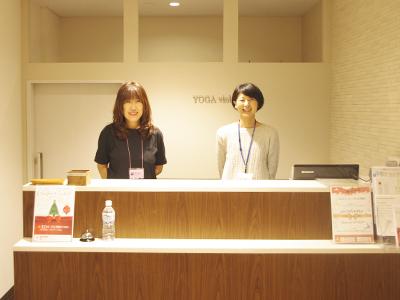 ヨガ ヴィオラトリコロール大阪 千里中央スタジオの画像