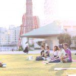 2020年4月12日(日)関西最大級の外ヨガイベント「ロハスヨガ」(in神戸メリケンパーク)開催します♪