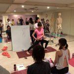 12/8日(土)本町開催 松原加奈先生「解剖学で叶える!美しいボディラインのつくり方」WSレポートです