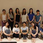7/15開催 仁平美香先生「すべての世代の女性のための子宮美人ヨガ」WSレポートです